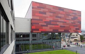 Quelle: Montessori-Schulhaus, Lehmann